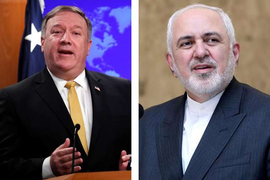 Pompeo says Iran new home base for Al Qaeda, Tehran denies