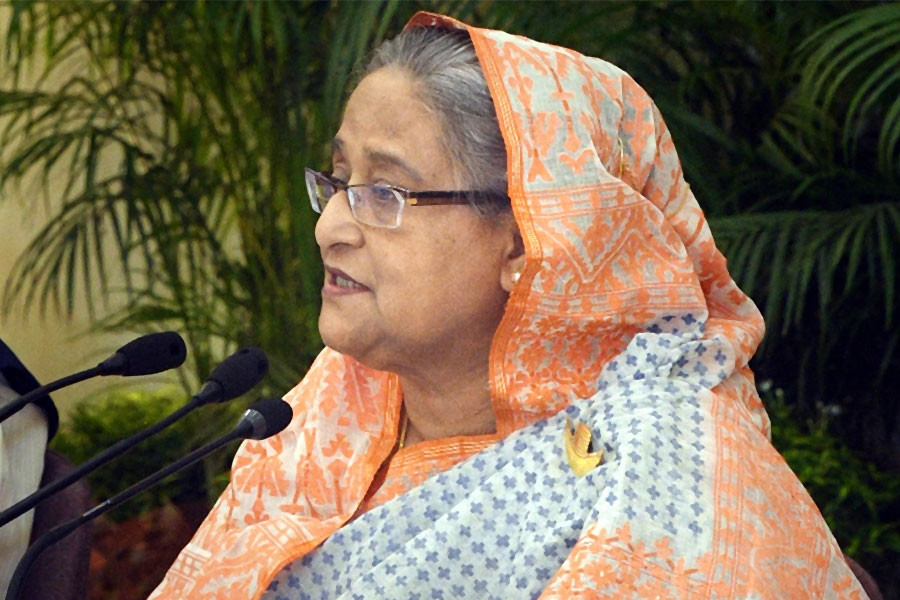 PM urges all to work for people's socio-economic development