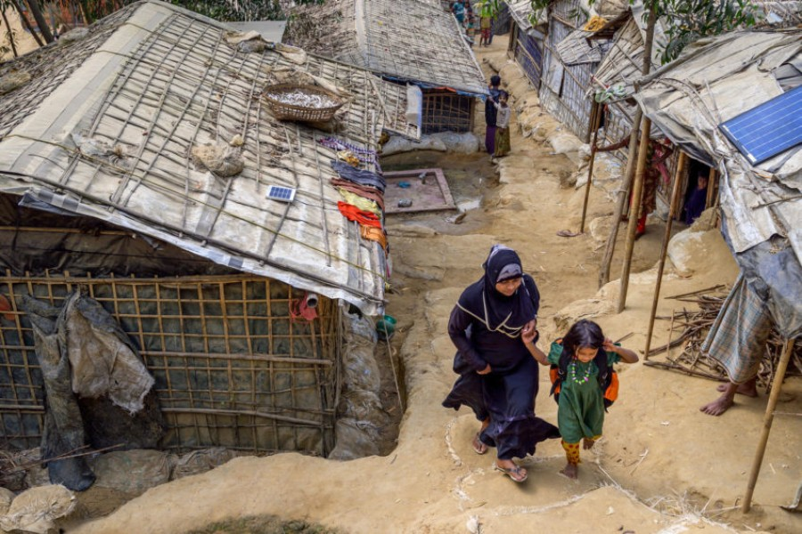 Fire destroys homes of thousands in Rohingya refugee camps: UNHCR