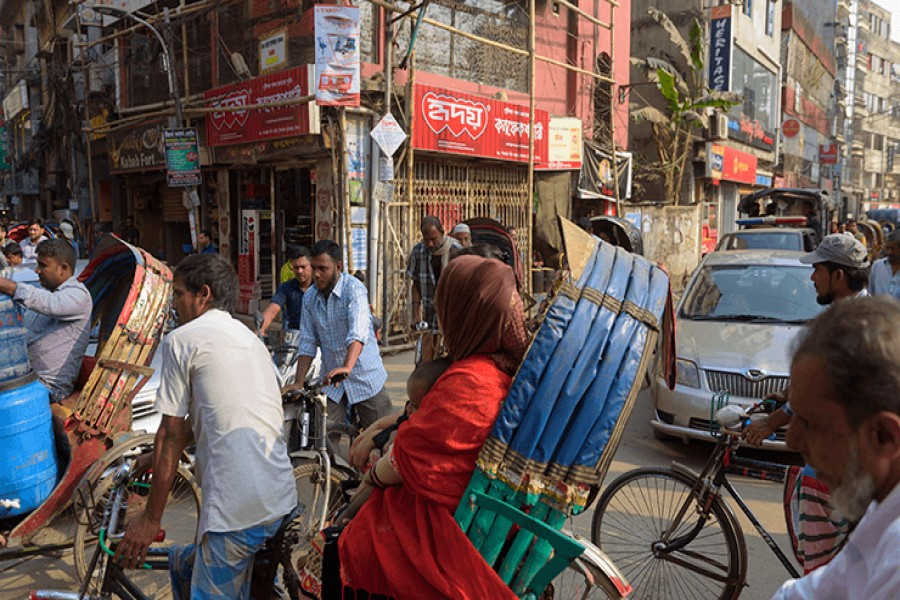 Higher middle class density helps inclusive growth