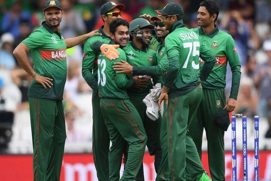 Tigers to don special jersey marking Golden Jubilee of Bangladesh