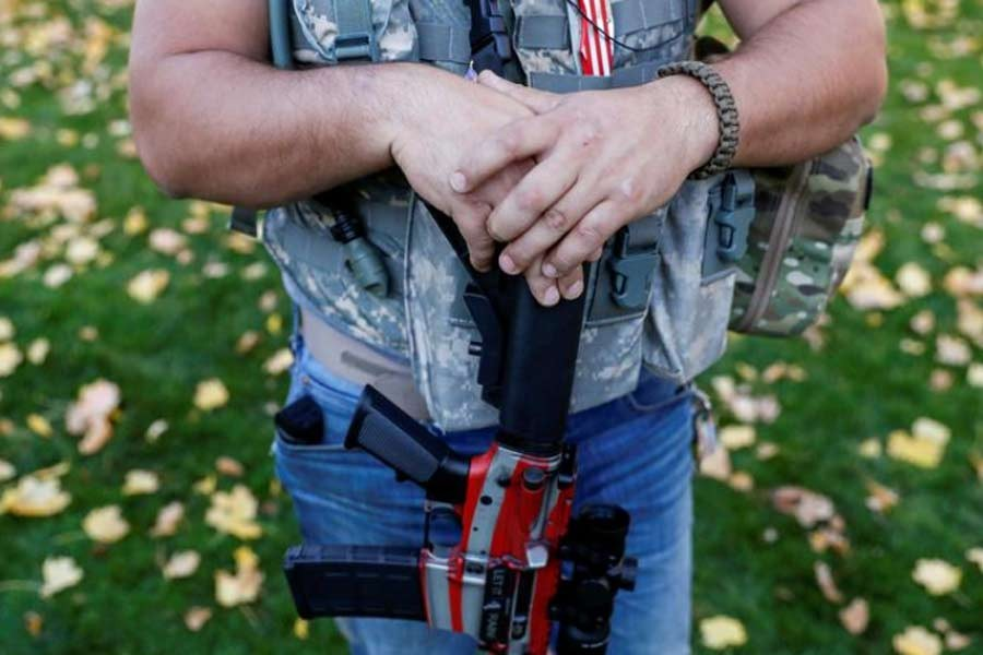 Facebook bans advertisements for weapon accessories in US