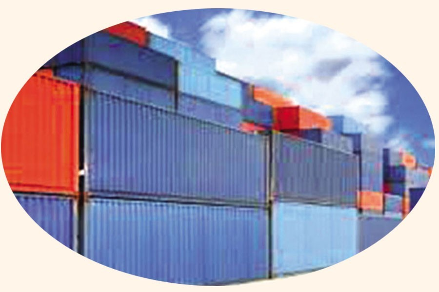 Private inland container depots run at half of capacity