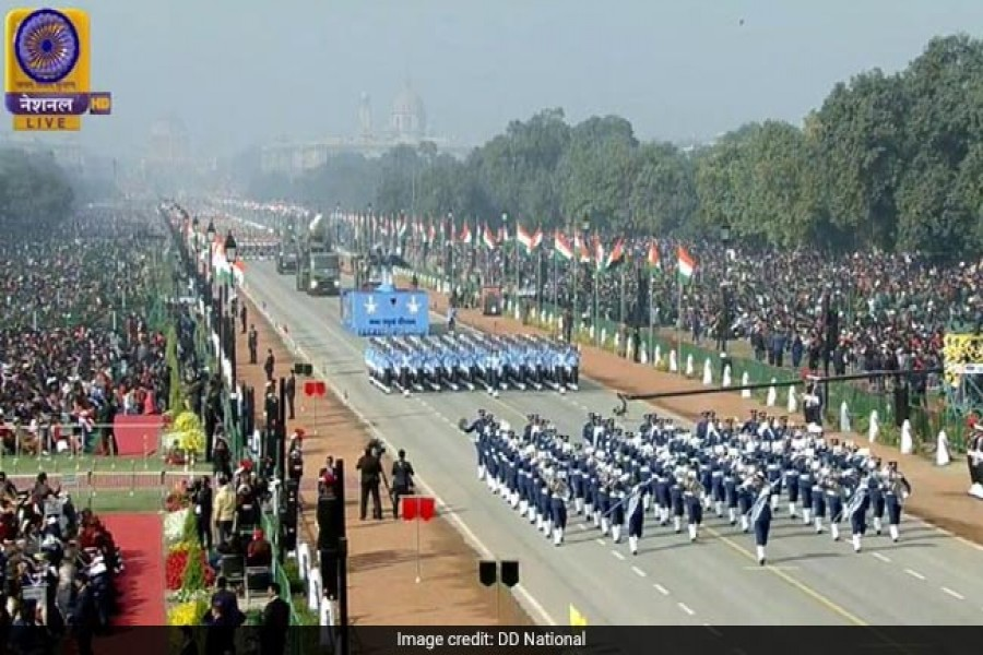 50th independence: Bangladesh contingent to lead Republic Day parade in New Delhi