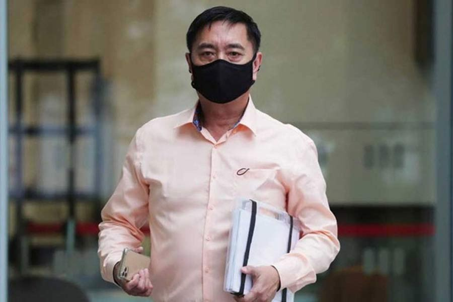Singaporean movie producer convicted of assaulting Bangladeshi worker