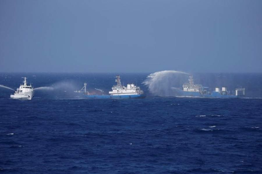 China to conduct military drills in South China Sea amid tensions with US