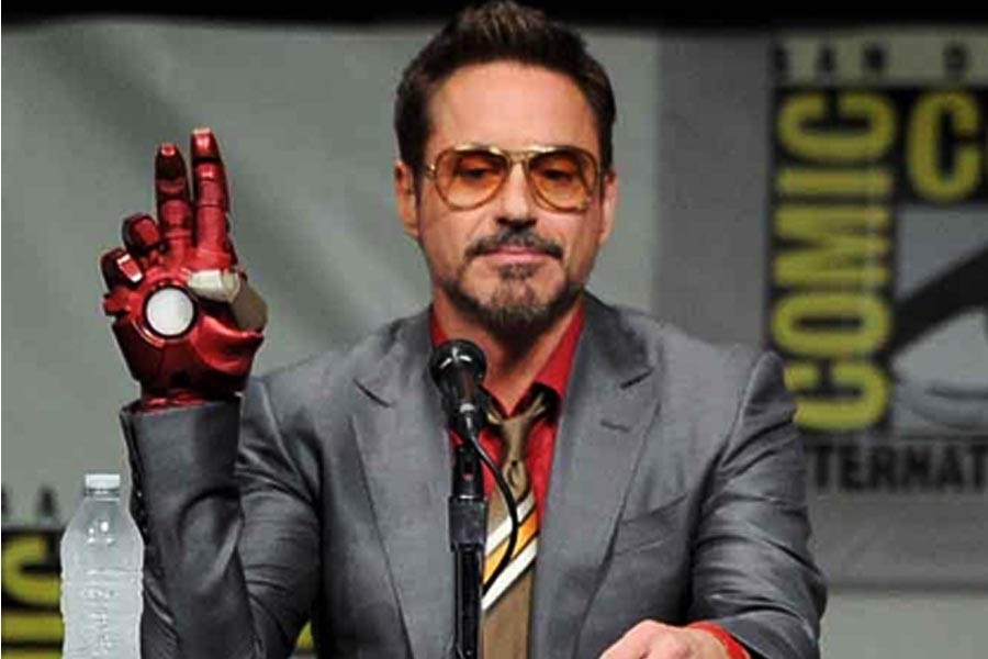 'Iron Man' Downey launches funds in environmental fight