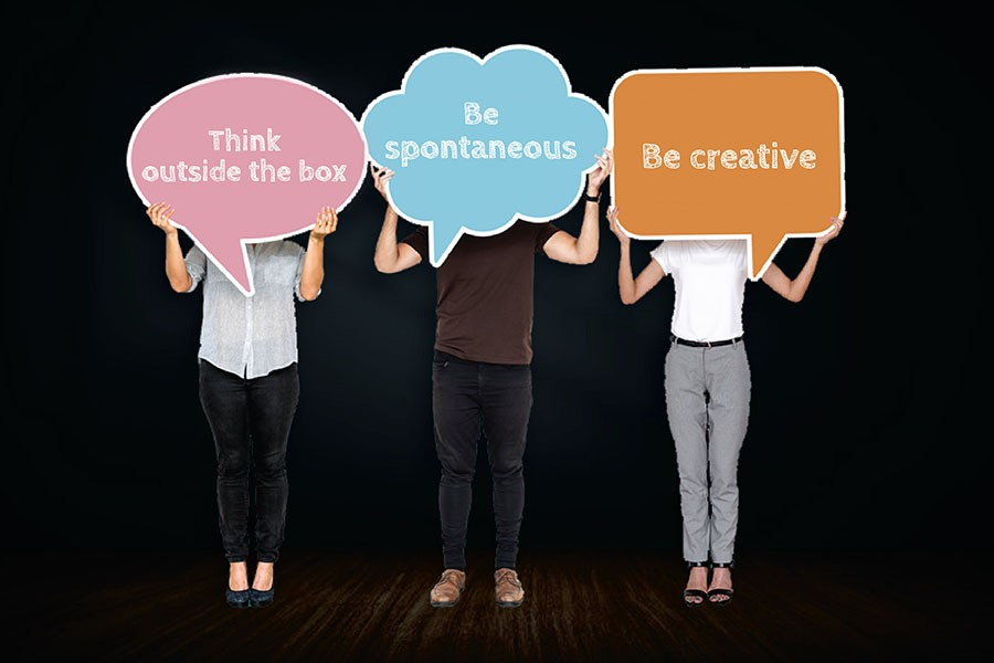 How students perceive creativity these days