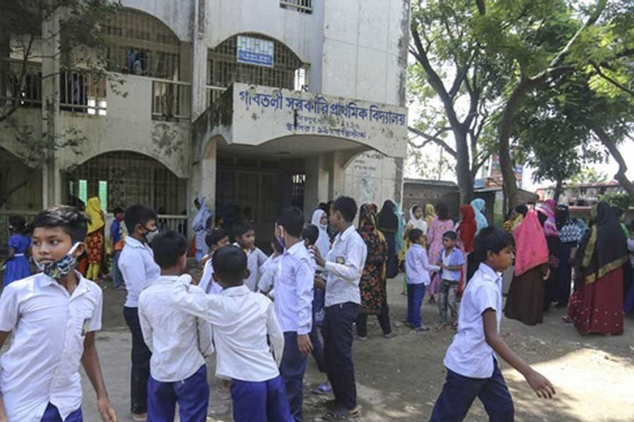 Reopening of schools, colleges