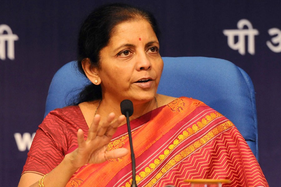 Nirmala Sitharaman, Minister of Finance and Corporate Affairs of India