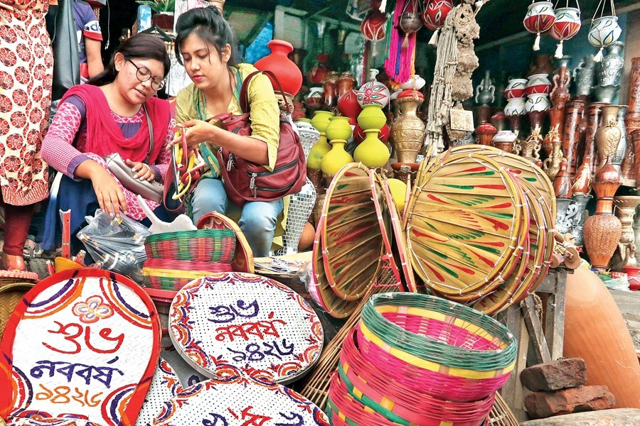 Making the most of the overseas handicraft market