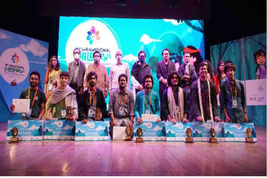 14th International Children's Film Festival Bangladesh concludes