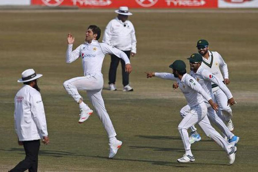 Pakistan wins series against South Africa is over 17 years