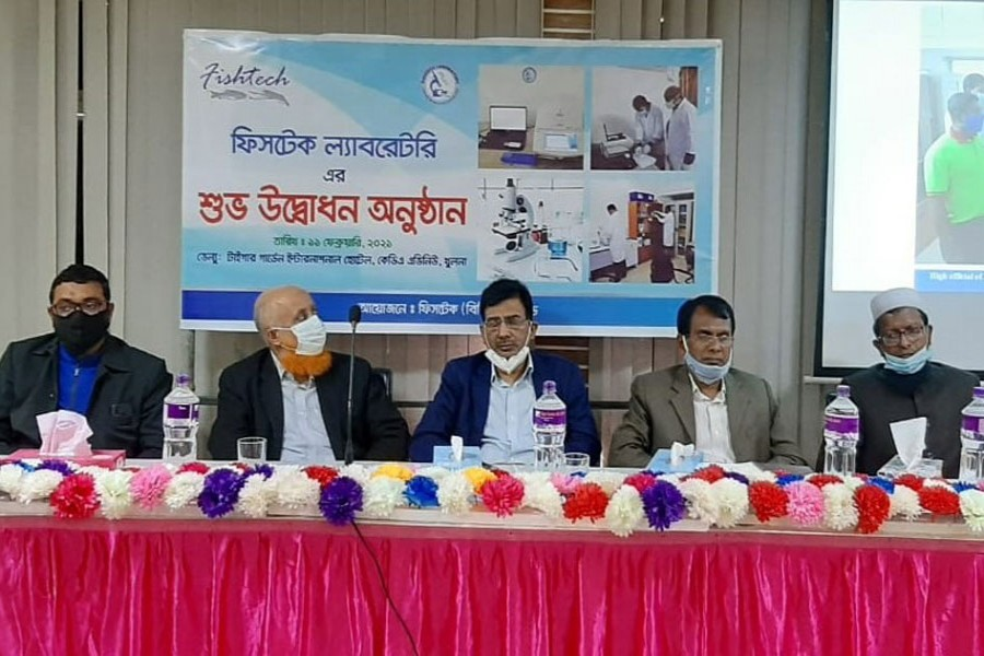 WorldFish Bangladesh opens first-ever aquatic animal disease diagnostic laboratory