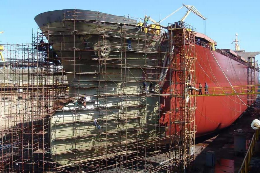 Shipbuilding policy — a welcome move