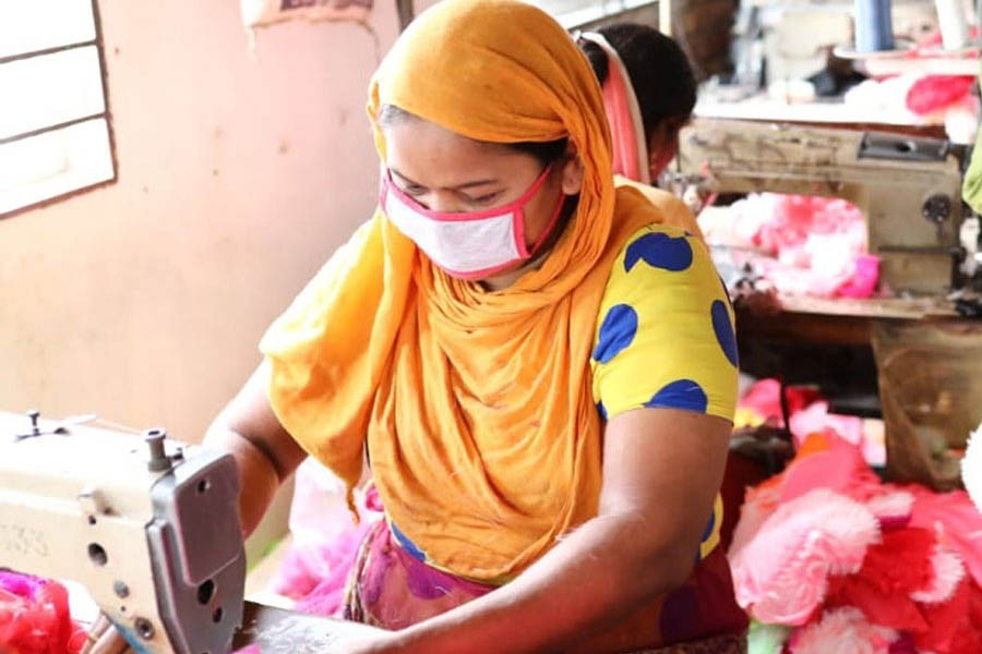 Pandemic related economic challenges in Bangladesh