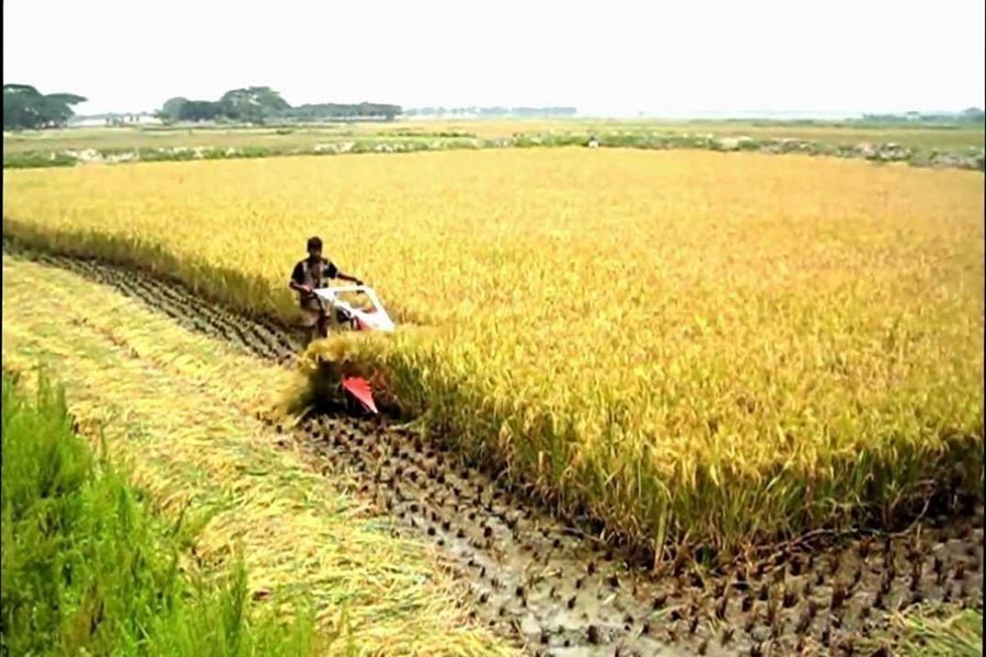 Saving agro-lands from barrenness