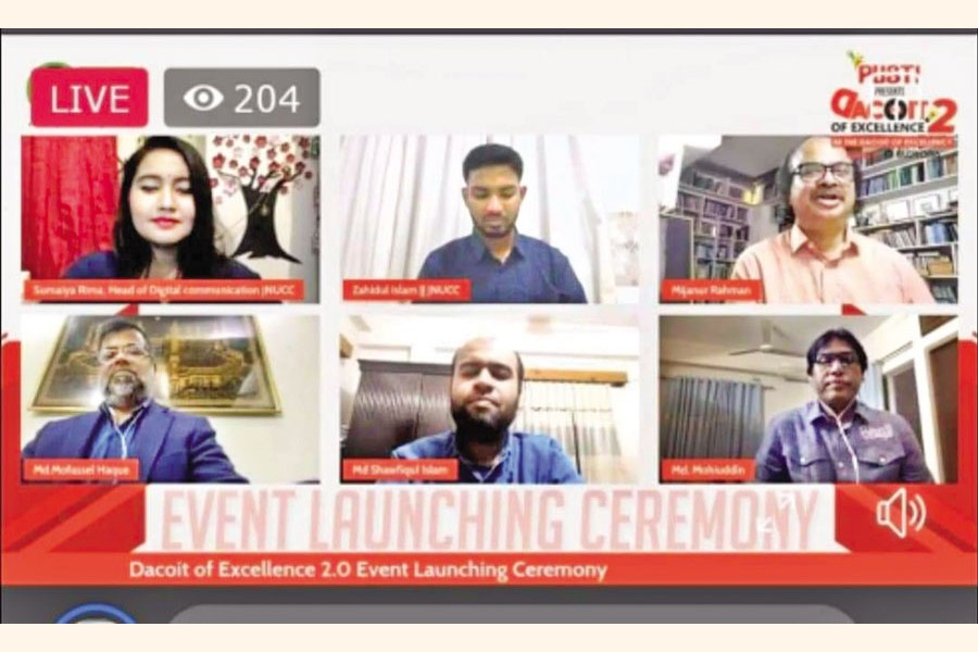 Dacoit of Excellence 2.0 launching ceremony