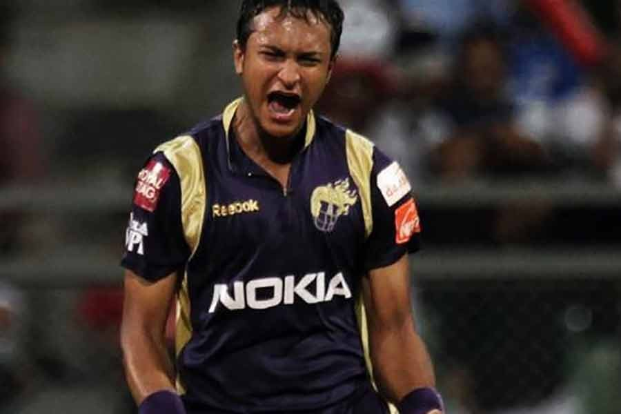 Shakib back in Kolkata Knight Riders for upcoming IPL