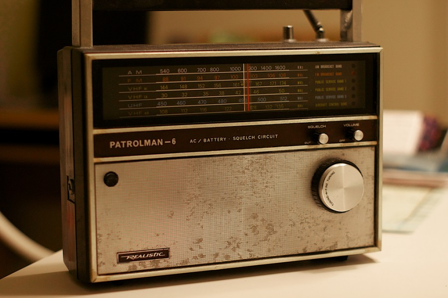 Radio days in modern times