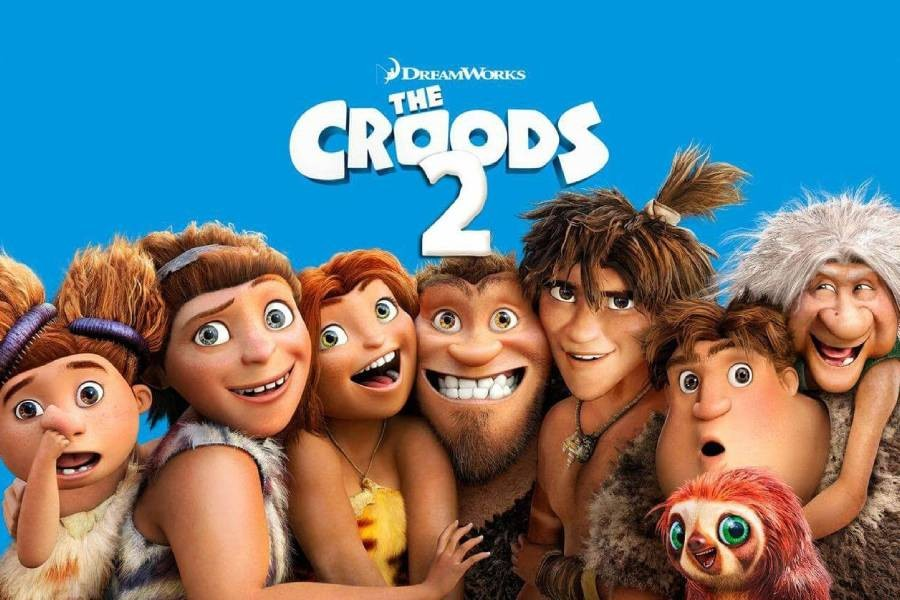 'The Croods 2' leads depleted US box office