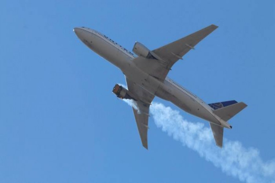 Regulators probe engine blow-outs as older Boeing 777s suspended