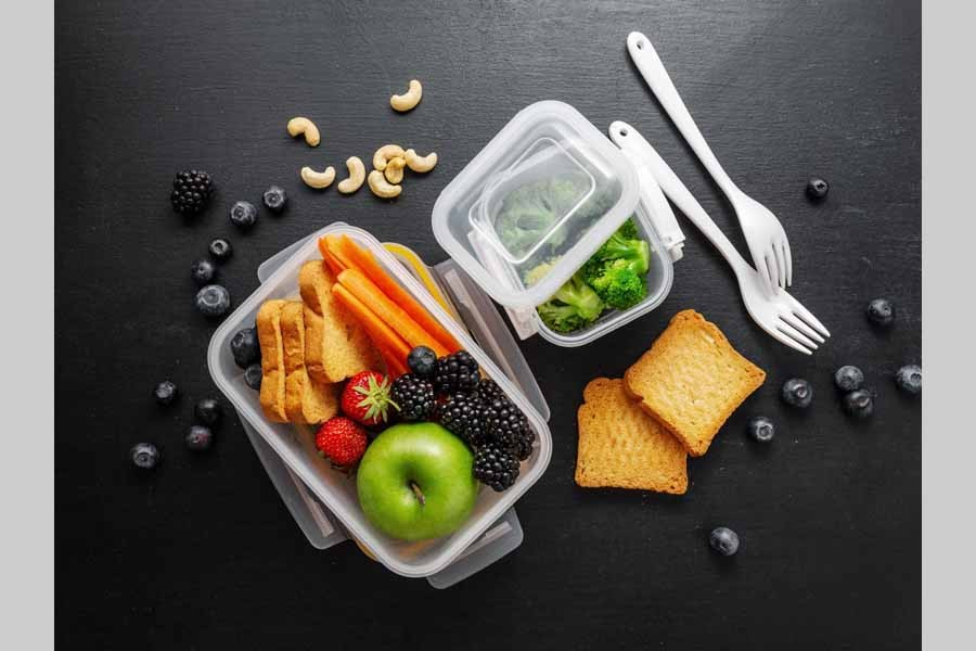 'Portion control' helps stop gaining weight