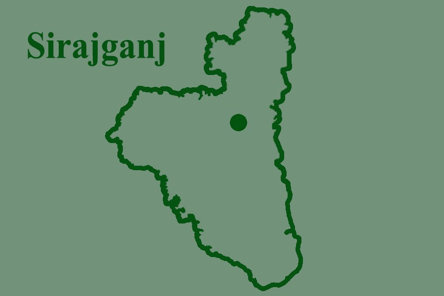 Bus-truck collision leaves five dead in Sirajganj