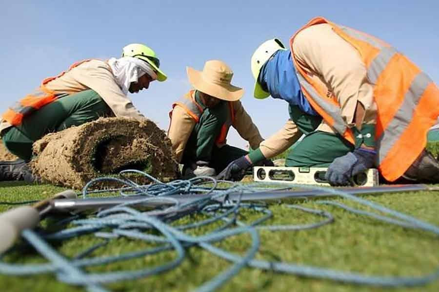 6,500 migrant workers died in Qatar in 10 years