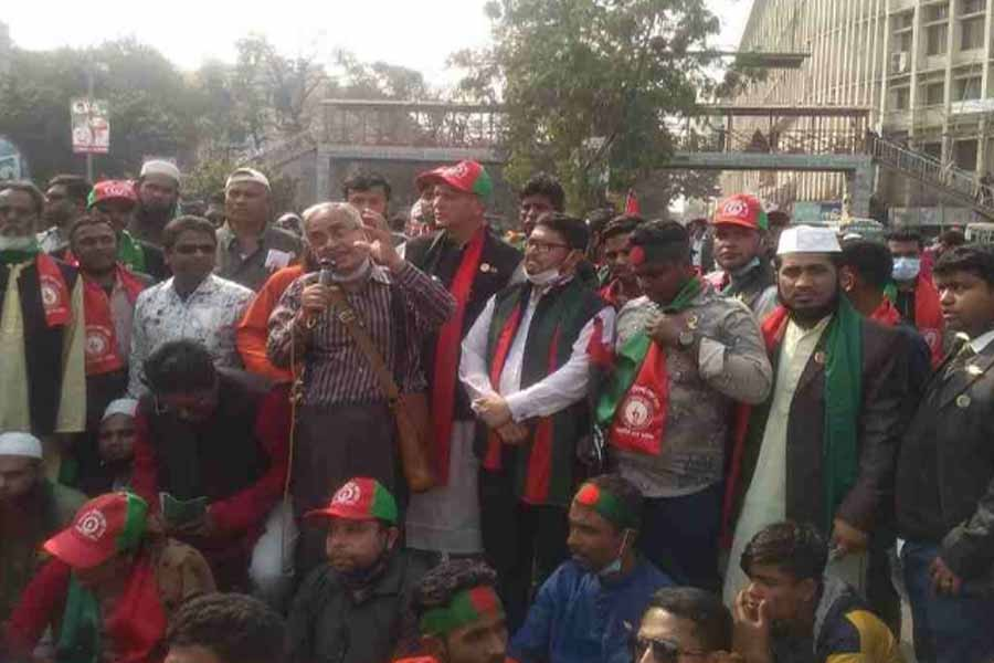 FF's children block Shahbagh, demand return of 30pc job quota