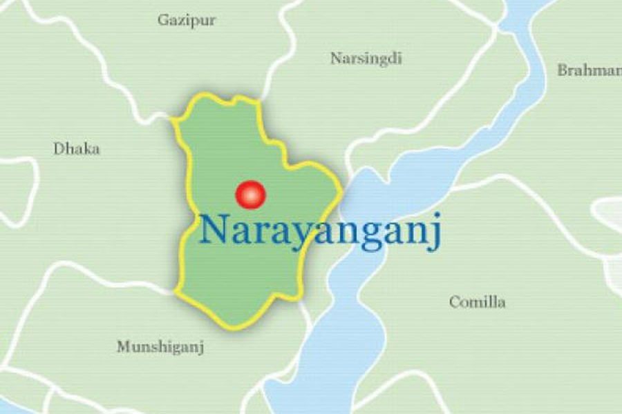 Textile mill catches fire in Narayanganj