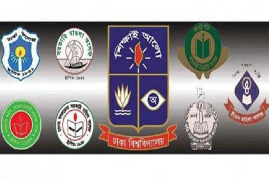 Exams of seven DU-affiliated colleges to continue