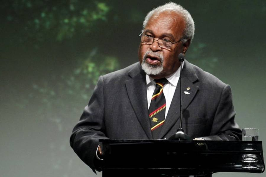 PNG's father of the nation Michael Somare dies
