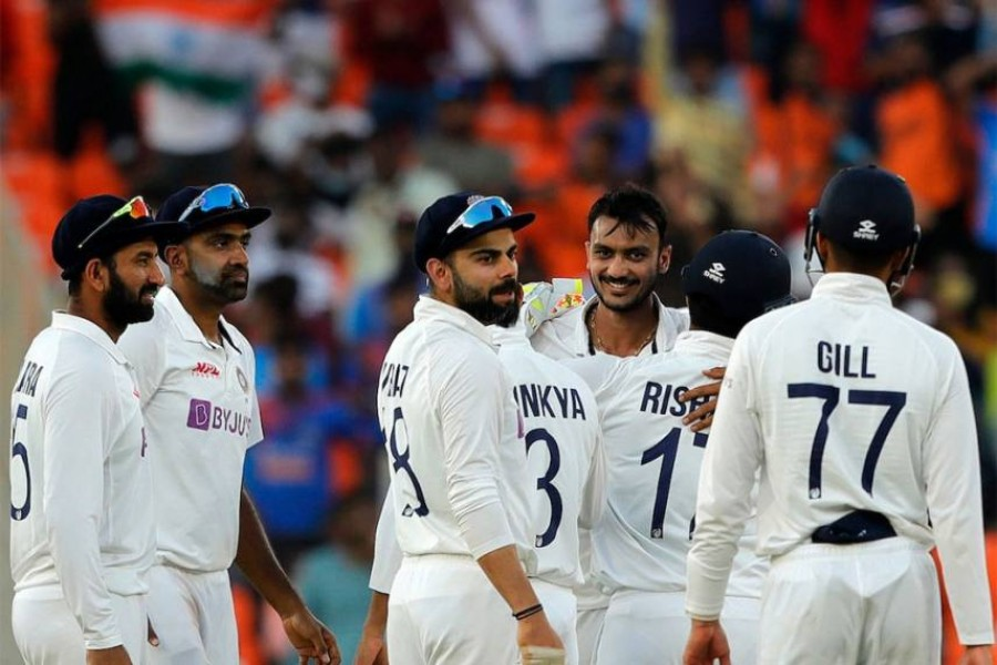India beat England in day-night test inside two days