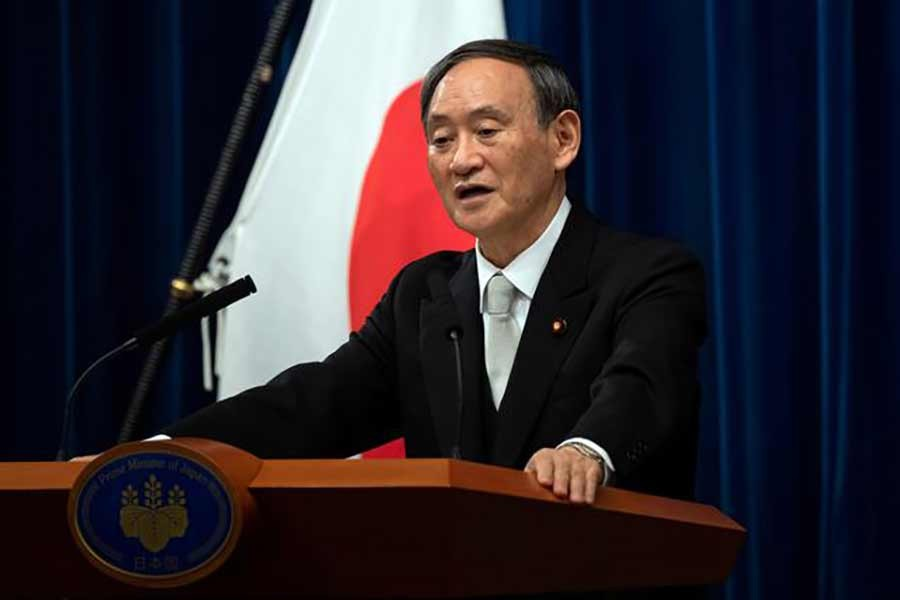 Japan PM apologises after facing criticism over expensive dinners scandal