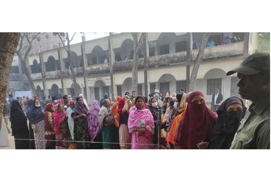 Municipal polls: Voter turnout falls in fifth phase