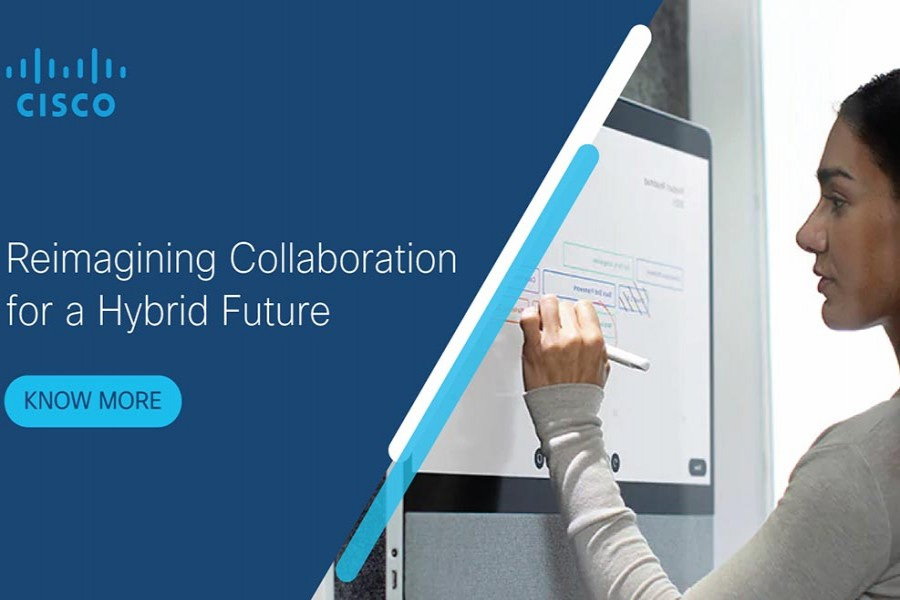 Reimagining collaboration for a hybrid future