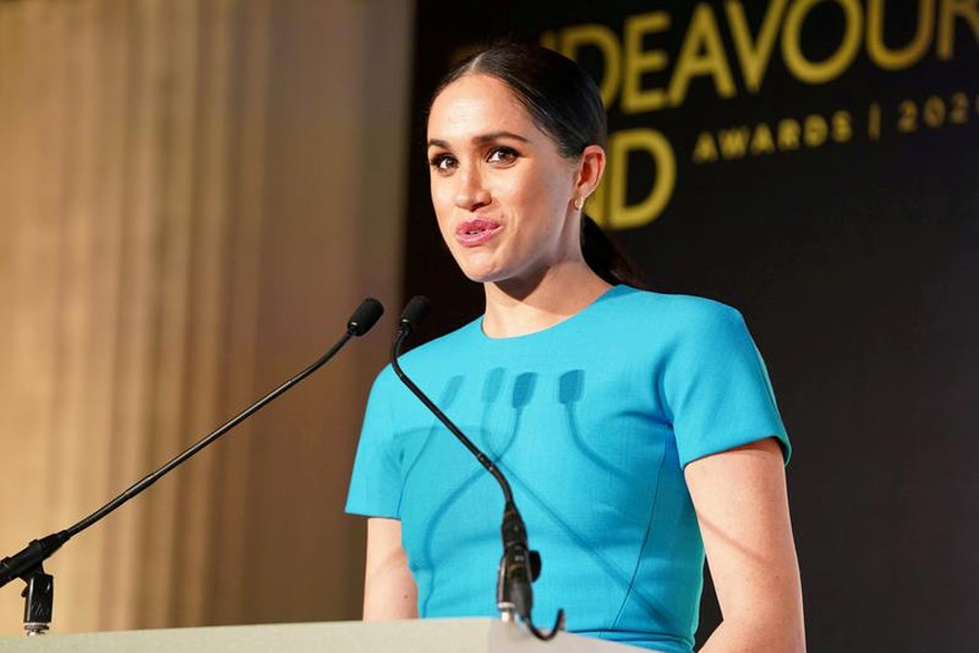 UK royal Meghan awarded $630,000 after court privacy win against Mail