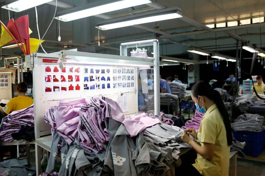 Vietnam's cloth import rises over two months