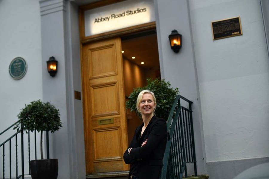 Women wanted: Abbey Road Studios tackle industry imbalance