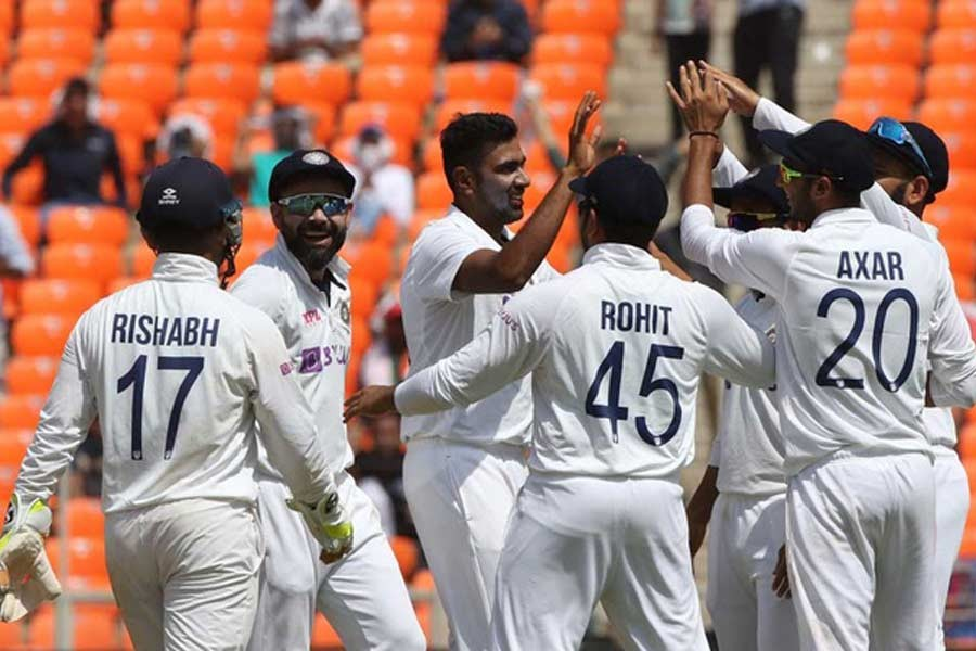 India gets 3-1 series victory over England to reach WTC final