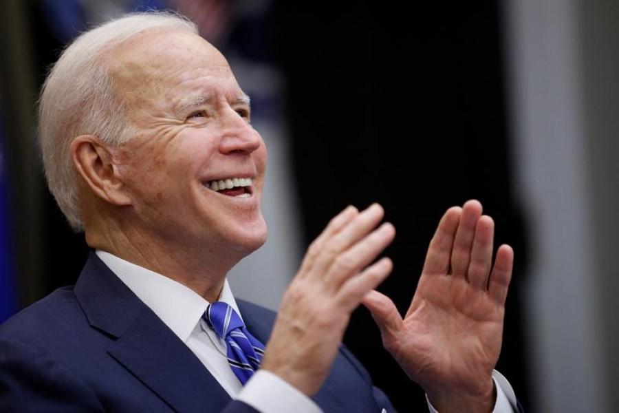 Biden targets gender inequality in latest executive orders