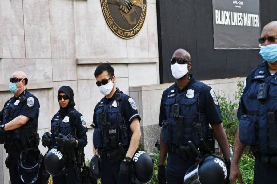 US Supreme Court rejects case over 'qualified immunity' for police
