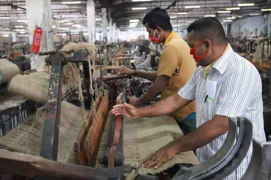 Leasing out state-owned jute mills