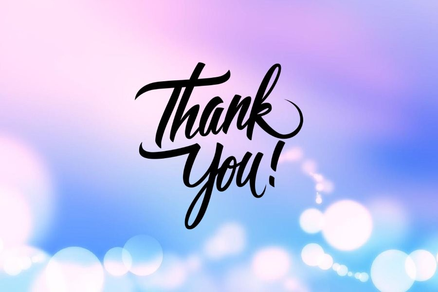 Practicing appreciation: A little 'thank you' can make a big difference