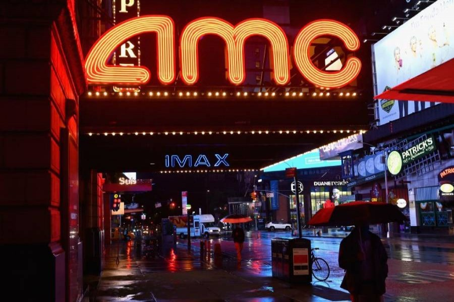 AMC Entertainment bets on new movie releases