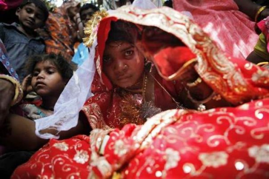 Addressing causes behind child marriage