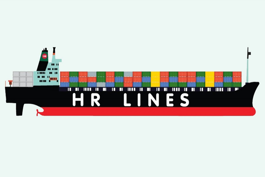 Bangladesh's HR Lines to open Chattogram-Colombo feeder service