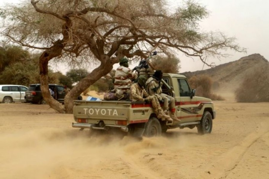 58 killed in Niger after attacks near Malian border