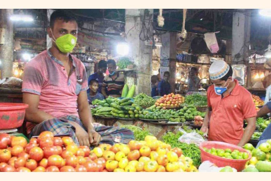 Life of vendors in time  of the pandemic